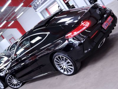 Mercedes Classe C 220 COUPE D 163CV PACK AMG PANORAMIQUE GPS CUIR ILS HD - <small></small> 27.950 € <small>TTC</small> - #2