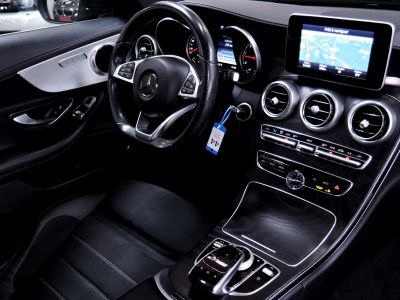 Mercedes Classe C 220 COUPE D 163CV PACK AMG PANORAMIQUE GPS CUIR ILS HD - <small></small> 27.950 € <small>TTC</small> - #7