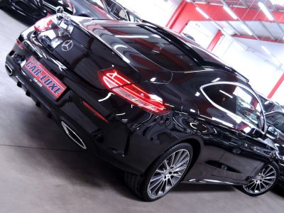 Mercedes Classe C 220 COUPE D 163CV PACK AMG PANORAMIQUE GPS CUIR ILS HD - <small></small> 27.950 € <small>TTC</small> - #10