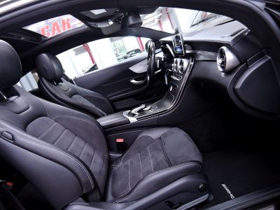 Mercedes Classe C 220 COUPE D 163CV PACK AMG PANORAMIQUE GPS CUIR ILS HD - <small></small> 27.950 € <small>TTC</small> - #11
