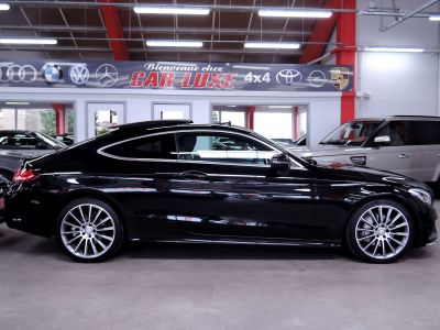 Mercedes Classe C 220 COUPE D 163CV PACK AMG PANORAMIQUE GPS CUIR ILS HD - <small></small> 27.950 € <small>TTC</small> - #13