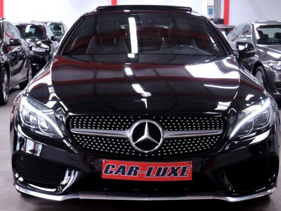 Mercedes Classe C 220 COUPE D 163CV PACK AMG PANORAMIQUE GPS CUIR ILS HD - <small></small> 27.950 € <small>TTC</small> - #15