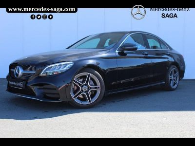 Mercedes Classe C 220 d 194ch AMG Line 9G-Tronic - <small></small> 36.800 € <small>TTC</small>