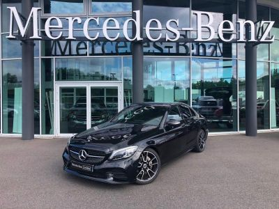 Mercedes Classe C 220 d 194ch AMG Line 9G-Tronic - <small></small> 37.800 € <small>TTC</small> - #1