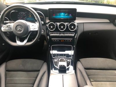 Mercedes Classe C 220 d 194ch AMG Line 9G-Tronic - <small></small> 37.800 € <small>TTC</small> - #3
