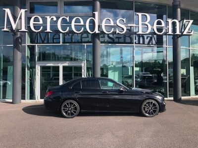 Mercedes Classe C 220 d 194ch AMG Line 9G-Tronic - <small></small> 37.800 € <small>TTC</small> - #7