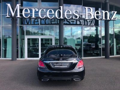 Mercedes Classe C 220 d 194ch AMG Line 9G-Tronic - <small></small> 37.800 € <small>TTC</small> - #8