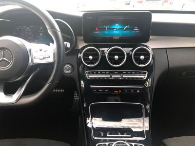 Mercedes Classe C 220 d 194ch AMG Line 9G-Tronic - <small></small> 37.800 € <small>TTC</small> - #12
