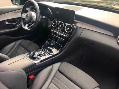 Mercedes Classe C 220 d 194ch AMG Line 9G-Tronic - <small></small> 37.800 € <small>TTC</small> - #16