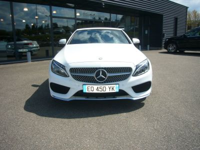 Mercedes Classe C 220 D SPORTLINE 9G-TRONIC - <small></small> 37.500 € <small></small> - #7