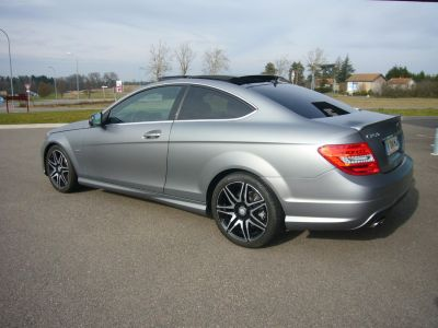 Mercedes Classe C 250 CDI VERSION SPORT - PACK SPORT AMG PLUS - 7G-TRONIC - <small></small> 25.000 € <small>TTC</small> - #7