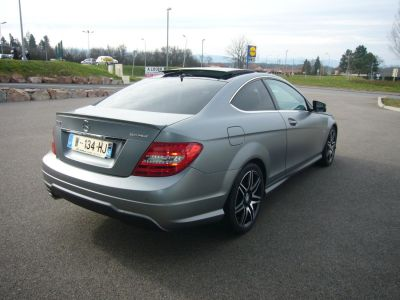 Mercedes Classe C 250 CDI VERSION SPORT - PACK SPORT AMG PLUS - 7G-TRONIC - <small></small> 25.000 € <small>TTC</small> - #8