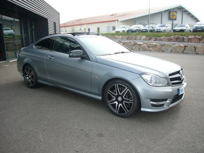 Mercedes Classe C 250 CDI VERSION SPORT - PACK SPORT AMG PLUS - 7G-TRONIC - <small></small> 25.000 € <small>TTC</small> - #9