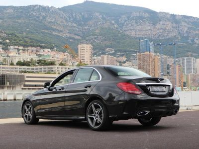 Mercedes Classe C 250 d Sportline 4Matic 9G-Tronic - <small></small> 39.000 € <small>TTC</small> - #9