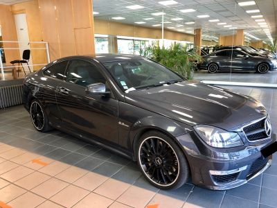 Mercedes Classe C 63 AMG - <small></small> 39.900 € <small>TTC</small>
