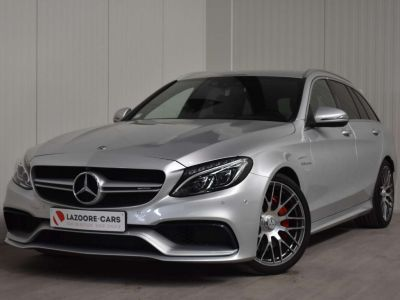 Mercedes Classe C 63 AMG - LICHTE VRACHT - BTW AFTREKBAAR - <small></small> 49.950 € <small>TTC</small> - #1