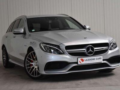 Mercedes Classe C 63 AMG - LICHTE VRACHT - BTW AFTREKBAAR - <small></small> 49.950 € <small>TTC</small> - #3