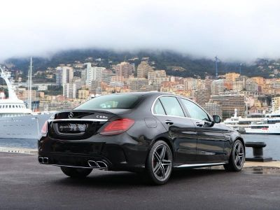 Mercedes Classe C 63 AMG S 510ch Speedshift MCT AMG - <small></small> 102.000 € <small>TTC</small>