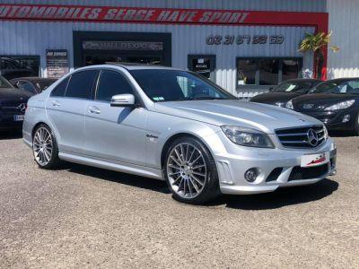 Mercedes Classe C 63 AMG V8 457ch - <small></small> 38.990 € <small>TTC</small>
