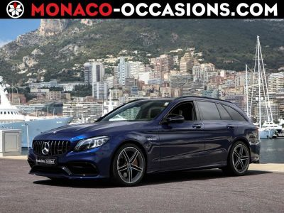 Mercedes Classe C Break 63 AMG S 510ch Speedshift MCT AMG - <small></small> 86.000 € <small>TTC</small> - #1