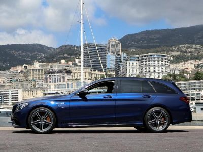 Mercedes Classe C Break 63 AMG S 510ch Speedshift MCT AMG - <small></small> 86.000 € <small>TTC</small> - #8