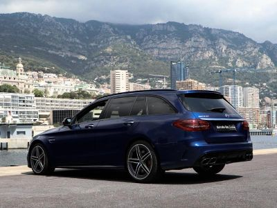 Mercedes Classe C Break 63 AMG S 510ch Speedshift MCT AMG - <small></small> 86.000 € <small>TTC</small> - #9