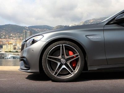 Mercedes Classe C Break 63 AMG S Speedshift MCT AMG - <small></small> 62.000 € <small>TTC</small> - #7