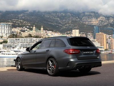 Mercedes Classe C Break 63 AMG S Speedshift MCT AMG - <small></small> 62.000 € <small>TTC</small> - #9