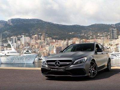 Mercedes Classe C Break 63 AMG S Speedshift MCT AMG - <small></small> 62.000 € <small>TTC</small> - #12