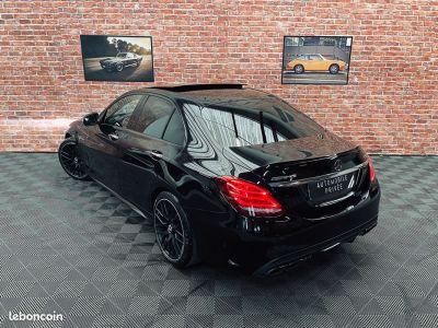 Mercedes Classe C C63 AMG 4.0 V8 biturbo 476 CV W205 ( 63 ) - <small></small> 53.990 € <small>TTC</small> - #2