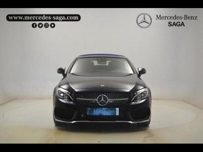 Mercedes Classe C Cabriolet 220 d 170ch Sportline 9G-Tronic - <small></small> 38.900 € <small>TTC</small>