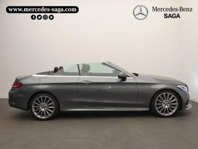 Mercedes Classe C Cabriolet 220 d 170ch Sportline 9G-Tronic - <small></small> 39.900 € <small>TTC</small>