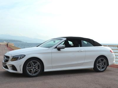 Mercedes Classe C Cabriolet 220 d 194ch AMG Line 9G-Tronic Euro6d-T - <small></small> 47.400 € <small>TTC</small>