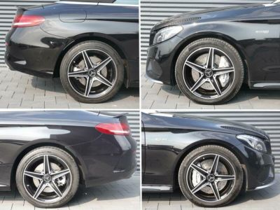 Mercedes Classe C Cabriolet 43 AMG 367ch - <small></small> 51.990 € <small>TTC</small> - #9