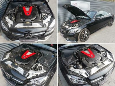 Mercedes Classe C Cabriolet 43 AMG 367ch - <small></small> 51.990 € <small>TTC</small> - #10
