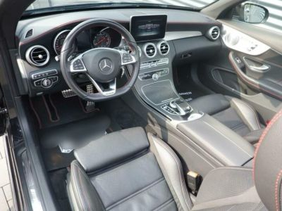 Mercedes Classe C Cabriolet 43 AMG 367ch - <small></small> 51.990 € <small>TTC</small> - #13