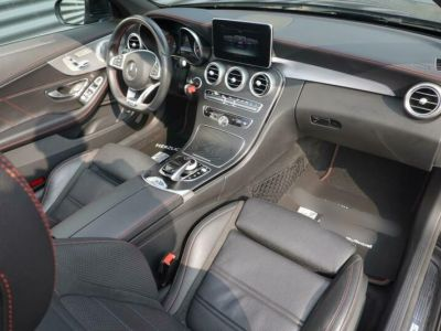 Mercedes Classe C Cabriolet 43 AMG 367ch - <small></small> 51.990 € <small>TTC</small> - #16
