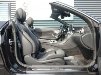 Mercedes Classe C Cabriolet 43 AMG 367ch - <small></small> 51.990 € <small>TTC</small> - #17