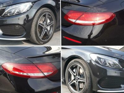 Mercedes Classe C Cabriolet 43 AMG 367ch - <small></small> 51.990 € <small>TTC</small> - #21