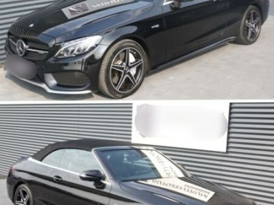 Mercedes Classe C Cabriolet 43 AMG 367ch - <small></small> 51.990 € <small>TTC</small> - #23