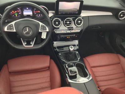 Mercedes Classe C CABRIOLET CABRIOLET 200 FASCINATION - <small></small> 39.990 € <small>TTC</small> - #7