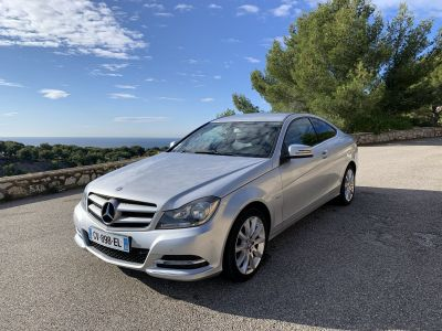Mercedes Classe C COUPE 220 CDI EXECUTIVE