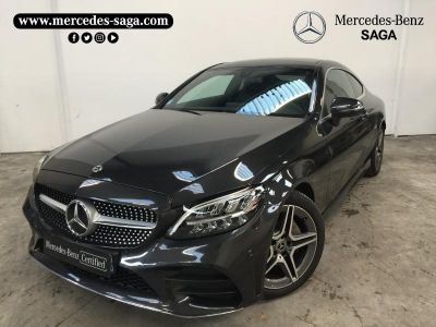 Mercedes Classe C Coupe Sport 200 184ch AMG Line 9G-Tronic Euro6d-T - <small></small> 38.900 € <small>TTC</small>