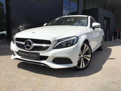 Mercedes Classe C Coupe Sport 220 d 170ch Executive 9G-Tronic