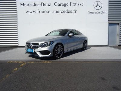 Mercedes Classe C Coupe Sport 220 d 170ch Sportline 9G-Tronic - <small></small> 33.900 € <small>TTC</small> - #1