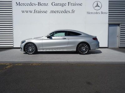 Mercedes Classe C Coupe Sport 220 d 170ch Sportline 9G-Tronic - <small></small> 33.900 € <small>TTC</small> - #2
