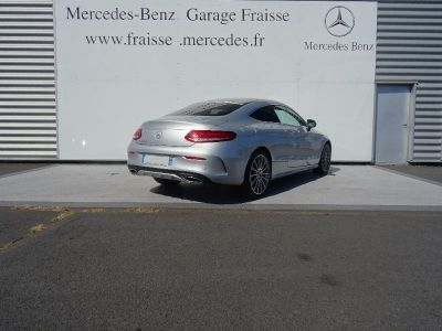 Mercedes Classe C Coupe Sport 220 d 170ch Sportline 9G-Tronic - <small></small> 33.900 € <small>TTC</small> - #3