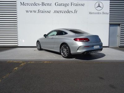 Mercedes Classe C Coupe Sport 220 d 170ch Sportline 9G-Tronic - <small></small> 33.900 € <small>TTC</small> - #4