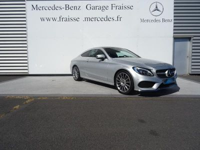 Mercedes Classe C Coupe Sport 220 d 170ch Sportline 9G-Tronic - <small></small> 33.900 € <small>TTC</small> - #5