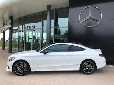 Mercedes Classe C Coupe Sport 43 AMG 367ch 4Matic 9G-Tronic - <small></small> 57.800 € <small>TTC</small>
